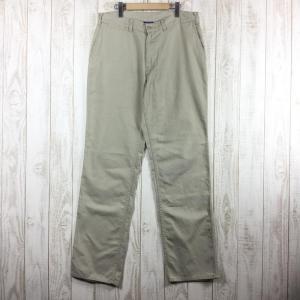 【MEN's ウエスト34 股下Lng】パタゴニア レギュラー フィット ダック パンツ ロング Regular Fit Duck Pants LON 2ndgear-outdoor