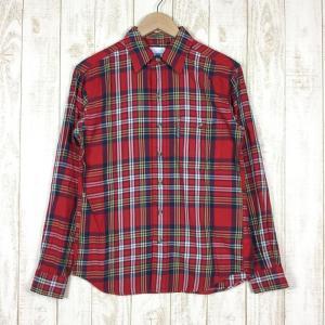 コロンビア COLUMBIA ベレスフォード ロングスリーブ シャツ Beresford L/S Shirt  MEN's S 610 Intense 2ndgear-outdoor