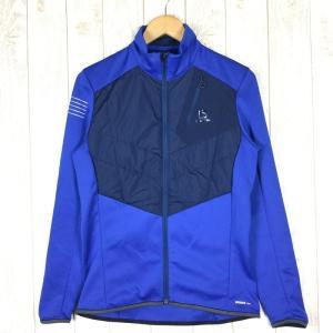 サロモン SALOMON パルス ウォーム ジャケット PULSE WARM JACKET  International MEN's S ブルー系|2ndgear-outdoor