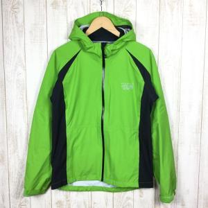 マウンテンハードウェア MOUNTAIN HARDWEAR ビズル SO ジャケット Bizzle SO Jacket  MEN's M グリーン系|2ndgear-outdoor