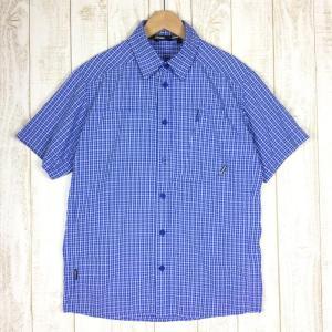 バーグハウス ローレンス ショートスリーブ シャツ Lawrence Short Sleeve Shirt BERGHAUS 420351 MEN's|2ndgear-outdoor
