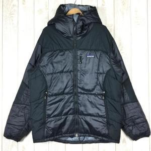 パタゴニア ダス パーカ DAS PARKA  ブラック Sサイズ 希少サイズ 希少色 2ndgear-outdoor