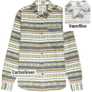 グラミチ サンタフェロングスリーブシャツ GRAMICCI MEN's M CG CactusGreen グリーン系|2ndgear-outdoor