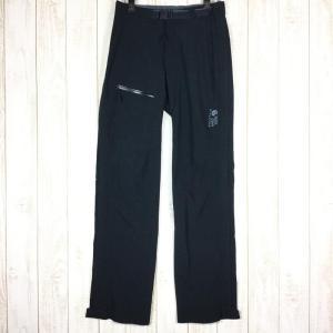 【20%OFF】マウンテンハードウェア MOUNTAIN HARDWEAR ストレッチ オゾニック パンツ Stretch Ozonic Pant MEN's S 90 BLACK ブラック系|2ndgear-outdoor