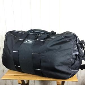 グレゴリー GREGORY ダッフルバッグ DUFFLE BAG HDプレミアム ブラック 1680D バリスティックナイロン + ショルダーストラッ|2ndgear-outdoor