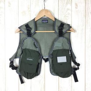 パタゴニア ミニマリスト メッシュ ベスト Minimalist Mesh Vest フライ フィッシング ベスト 希少モデル|2ndgear-outdoor