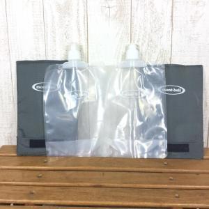モンベル MONTBELL サーモ フレックスウォーターパック 1L ソフトボトル 保温カバー  One グレー系|2ndgear-outdoor