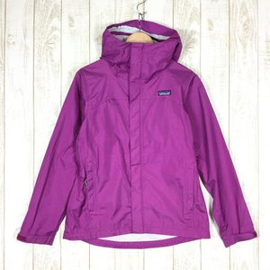 パタゴニア Ws トレントシェル ジャケット TorrentShell Jacket 2.5L H2No 防水透湿 レイン 女性用 2ndgear-outdoor
