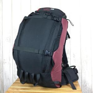 オスプレー バーティゴ VERTIGO クライミングパック バックパック ストレイトジャケットシステム 希少モデル 希少色 OSPREY L レッドス|2ndgear-outdoor