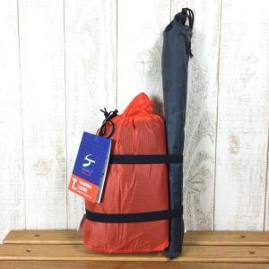 ファイントラック FINE TRACK カミナドーム1 1人用 山岳テント  One OGGY オレンジ×グレー オレンジ系|2ndgear-outdoor