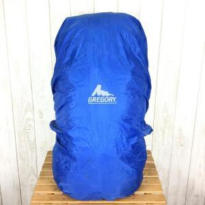 グレゴリー GREGORY レインカバー 70L  70 ブルー レッド系|2ndgear-outdoor