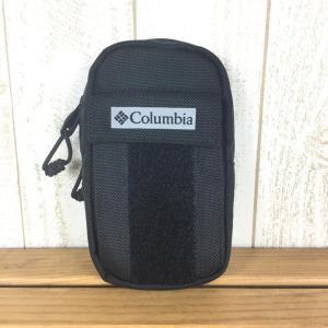 コロンビア COLUMBIA アトナ ダッシュ ポーチ Atna Dash Pouch  One ブラック系 2ndgear-outdoor