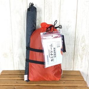 ファイントラック FINE TRACK カミナドーム4 4人用 山岳テント  One OG/GY オレンジ×グレー オレンジ系|2ndgear-outdoor