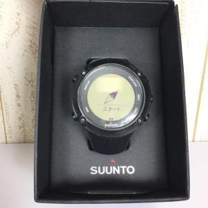 スント SUUNTO アンビット 3 ピーク AMBIT 3 PEAK GPS 腕時計  One ブラック ブラック系|2ndgear-outdoor