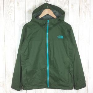ノースフェイス NORTH FACE ベンチャー ジャケット Venture Jacket  Asian MEN's M グリーン系 2ndgear-outdoor