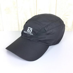 サロモン SALOMON XA CAP XA キャップ  L ブラック系|2ndgear-outdoor