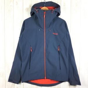 ラブ RAB センチネル ジャケット Sentinel Jacket  International MEN's M EBONY チャコール系|2ndgear-outdoor
