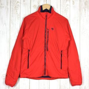 マウンテンハードウェア MOUNTAIN HARDWEAR コア ストラータ ジャケット Kor Strata Jacket  MEN's S オレン|2ndgear-outdoor