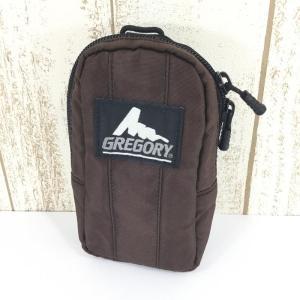 グレゴリー GREGORY パデッドケース PADDED CASE M シルバータグ 旧タグ M ブラウン系|2ndgear-outdoor
