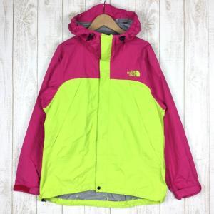 ノースフェイス NORTH FACE ドットショットジャケット  Asian MEN's S ピンク系 2ndgear-outdoor