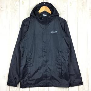 コロンビア COLUMBIA ウォータータイト 2 ジャケット Watertight II Jacket  MEN's S ブラック系 2ndgear-outdoor