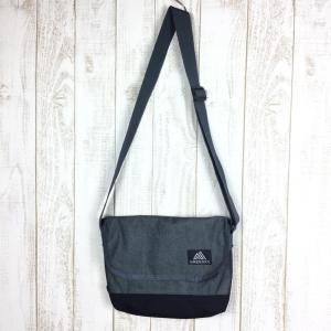 グレゴリー GREGORY キックバック ショルダー バッグ KICKBACK SHOULDER BAG  One チャコール系|2ndgear-outdoor