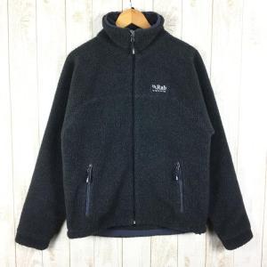【2000円OFF】ラブ RAB ダブル パイル ジャケット DOUBLE PILE JACKET International MEN's M ブラ|2ndgear-outdoor
