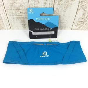 サロモン SALOMON パルス ベスト PULSE BELT ランニング ヒップパック  UNISEX S HAWAIIAN SURF ブルー系|2ndgear-outdoor