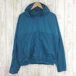 モンベル MONTBELL ポケッタブル バリスライト ジャケット  Asian MEN's L ターコイズ ブルー系|2ndgear-outdoor