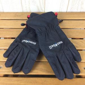 モンベル OutDry レイングローブ Men's MONTBELL 1118470 MEN's M ブラック系|2ndgear-outdoor