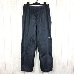 モンベル MONTBELL ストームクルーザー パンツ  Asian MEN's M ブラック系|2ndgear-outdoor