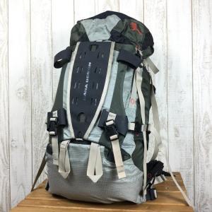 デイナデザイン DANA DESIGN スルスキン 45 SULISKIN 45 バックパック 入手困難 状態極上 M チタニウム/フリント グレー系|2ndgear-outdoor