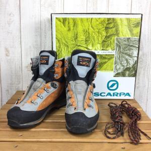 #スカルパ #SCARPA  #MENs        #US7.5  #EUR40 #25.5cm...