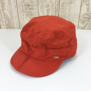 アウトドアリサーチ OUTDOOR RESEARCH レイダーポケットキャップ RADAR POCKET CAP 希少色 XL オレンジ系|2ndgear-outdoor