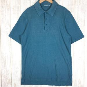 グラミチ ポロシャツ ヘンプ × オーガニックコットン GRAMICCI MEN's S グリーン系|2ndgear-outdoor