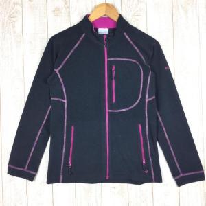 コロンビア COLUMBIA リード ベター マウンテン フルジップ ジャケット  WOMEN's M ブラック系|2ndgear-outdoor