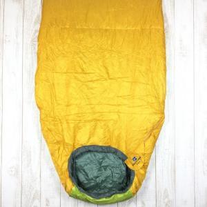 ファイントラック FINE TRACK ポリゴンネスト 6×4 ポリゴンネスト 化繊インサレーション シュラフ 寝袋  UNISEX One イエロー|2ndgear-outdoor