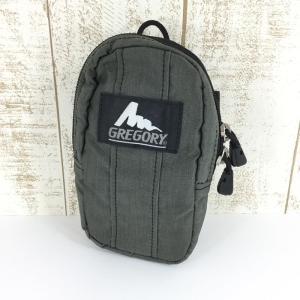 グレゴリー GREGORY パデッドケース PADDED CASE M シルバータグ 旧タグ M チャコール系|2ndgear-outdoor