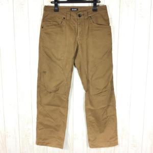 アークテリクス ARCTERYX クロニン パンツ Cronin Pants  International MEN's ウエスト30 股下30 ブラウ|2ndgear-outdoor