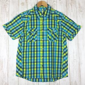 【40%OFF】マウンテンハードウェア MOUNTAIN HARDWEAR コートライト シャツ Cortright Shirt MEN's M ブルー系|2ndgear-outdoor
