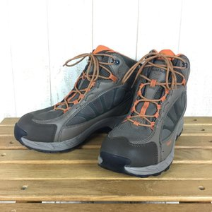 モンベル MONTBELL GORE-TEX ラップランド ブーツ  MEN's US8.5 26.5cm ブラウン系|2ndgear-outdoor