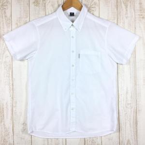 モンベル MONTBELL WIC.ドライタッチ ハーフスリーブシャツ  Asian MEN's S ホワイト系|2ndgear-outdoor