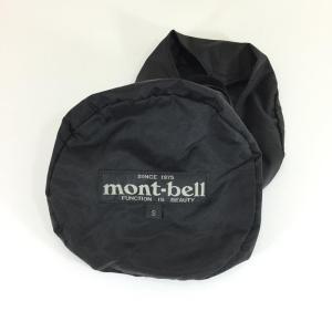 モンベル MONTBELL コンプレッションキャップ S  S ブラック系|2ndgear-outdoor