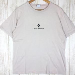 ブラックダイヤモンド BLACK DIAMOND バナー ティー BANNER TEE Tシャツ  International MEN's M ベージ|2ndgear-outdoor