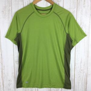 アウトドアリサーチ OUTDOOR RESEARCH エコー ショートスリーブ Tシャツ  International MEN's S グリーン系|2ndgear-outdoor