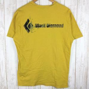 ブラックダイヤモンド BLACK DIAMOND フィスト ティー FIST TEE Tシャツ  MEN's M イエロー系|2ndgear-outdoor