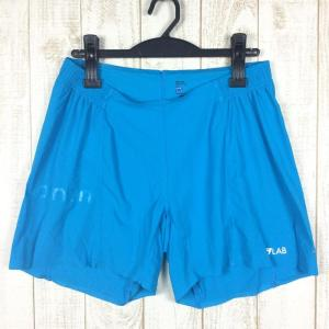 サロモン SALOMON エスラボ ショート 6 S-LAB SHORT 6 ショートパンツ ショーツ  MEN's M ブルー系|2ndgear-outdoor