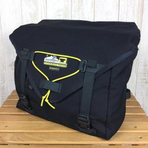 マウンテンスミス MOUNTAIN SMITH サイクリングギア メッセンジャー 1 Messenger 1 アメリカ製  One ブラック系|2ndgear-outdoor