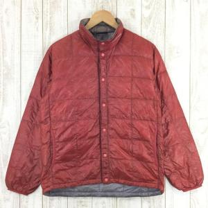 モンベル ULダウンインナージャケット MONTBELL 1101283 Asian MEN's S レッド系|2ndgear-outdoor