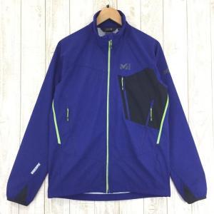 ミレー MILLET グレポン ウィンドストッパー ライト ジャケット GREPON WDS LIGHT JKT  International MEN|2ndgear-outdoor